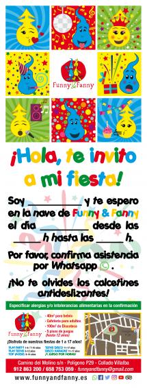 Invitacion amigos